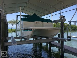 Used Beachcat 20 Pontoon Boat For Sale