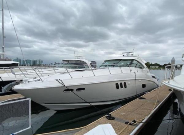Used Sea Ray Sundancer 540 Cruiser Boat For Sale