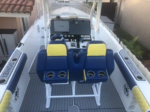 Used Donzi BOAT Center Console Fishing Boat For Sale
