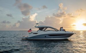 New Sea Ray 350 DAC Power Cruiser Boat For Sale