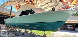 Used Maritimer Sport-Fisherman Flybridge 9.6 Sports Fishing Boat For Sale