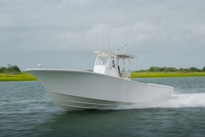 Used Onslow Bay 33 Center Console Fishing Boat For Sale