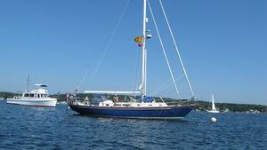Used Ta Shing Mason Aft Cockpit Cutter Sailboat For Sale