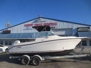 Used Striper 2101 Dual Console OB Dual Console Boat For Sale