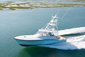 Used Caison 49 Express Sports Fishing Boat For Sale