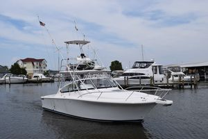 Used Luhrs 28 Open Express Sports Fishing Boat For Sale