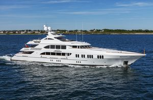 Used Trinity Yachts Tri-Deck Motor Yacht Motor Yacht For Sale