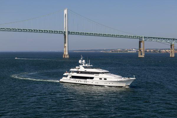 Used Christensen Tri Deck Motor Yacht Motor Yacht For Sale