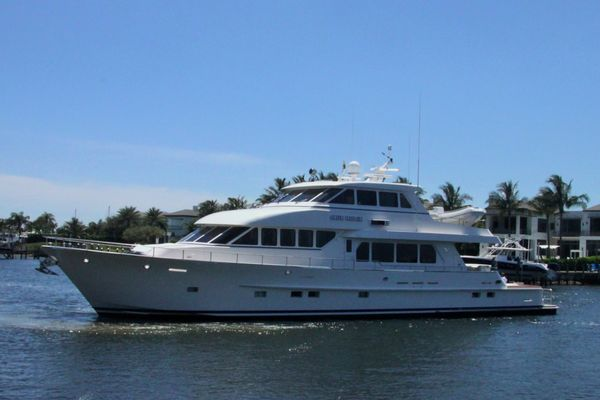 Used Paragon 94 Cockpit Motoryacht Motor Yacht For Sale