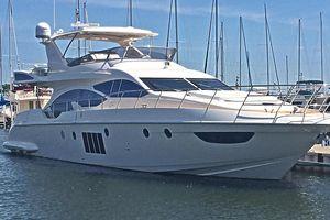 Used Azimut 70 Azimut Flybridge Boat For Sale