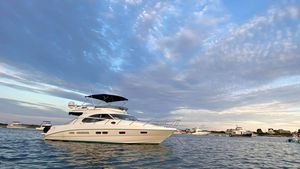 Used Sealine 42/5 Motor Yacht For Sale