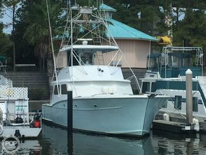 Used Norseman Yachts 56 Sports Fishing Boat For Sale