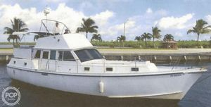 Used Gulfstar 43 Mark II Trawler Boat For Sale