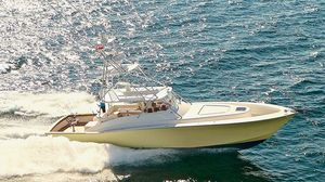 Used Jim Smith Custom Walkaround Sports Fishing Boat For Sale
