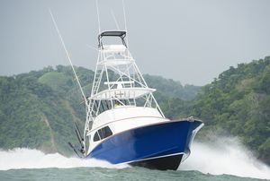 New Maverick Yachts Costa Rica 50' Flybridge Sports Fishing Boat For Sale