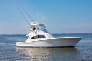 Used Custom Carolina Forbes Sports Fishing Boat For Sale