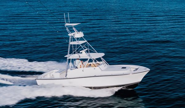 Used Fitz Michael Fitz Walkaround Sports Fishing Boat For Sale