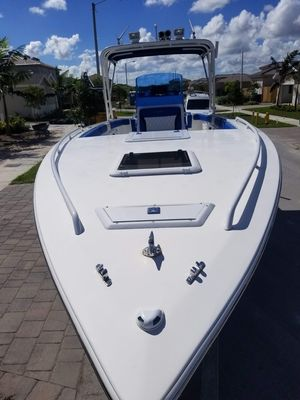Used Concept Boats Concept 287 Center Console Fishing Boat For Sale