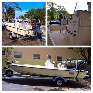 Used Pathfinder 2200 Center Console Center Console Fishing Boat For Sale