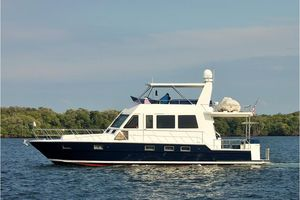 Used Island Pilot 535 Trawler Boat For Sale