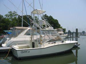 Used Carolina Classic 28 Express Sports Fishing Boat For Sale