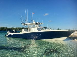 Used Invincible 36' Open Fisherman Center Console Fishing Boat For Sale