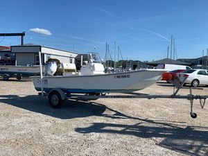 Used Coastal Skiff 171 Center Console Fishing Boat For Sale