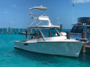 Used Tides 27 Tide custom Sports Fishing Boat For Sale