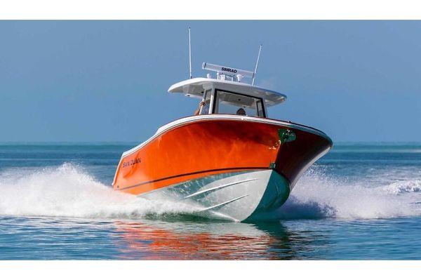 New San Juan 32 Sport CC Center Console Boat For Sale