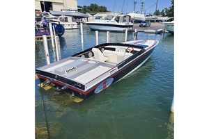 Used Cigarette Don Aronow Limited Special Production High Performance Boat For Sale