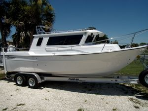 New Seasport Explorer Pilothouse Boat For Sale