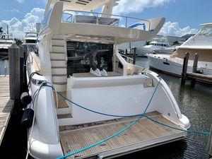 Used Azimut 58 Flybridge Boat For Sale