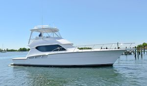 Used Hatteras 50 Convertible Cruiser Boat For Sale
