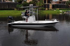 Used Shallow Sport 24 Modified V Center Console Fishing Boat For Sale