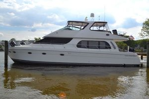 Used Carver 560 Voyager Motor Yacht For Sale
