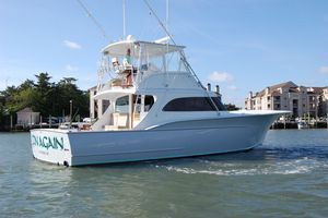 Used Custom Carolina 48 Sleep Creek Boatworks/Gary Davis Sports Fishing Boat For Sale