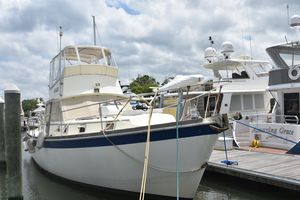 Used Gulfstar 43 Trawler Mark II Trawler Boat For Sale