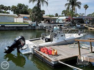 Used Sportcraft 230 CC Center Console Fishing Boat For Sale