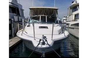 Used Stamas 310 Express Saltwater Fishing Boat For Sale