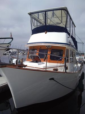 Used Chb 34 Trawler Boat For Sale