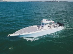 Used Fountain 38 CC Tournament Edition Center Console Fishing Boat For Sale