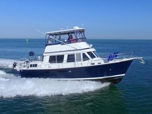 Used Sabreline 36 AFT CABIN Trawler Boat For Sale
