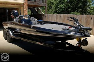 Used Triton 20 TRX Patriot Elite Bass Boat For Sale