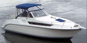 Used Carver 528 Montego Express Cruiser Boat For Sale