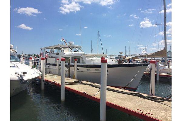 Used Matthews 45 Flush Deck Motor Yacht Motor Yacht For Sale
