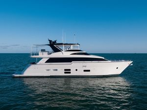 Used Hatteras M 75 Panacera Motor Yacht For Sale