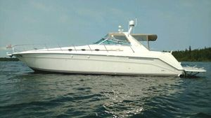 Used Sea Ray 500 Express Cruiser Boat For Sale