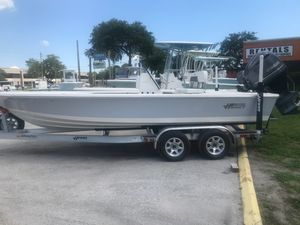 New Hewes 21 REDFISHER Flats Fishing Boat For Sale