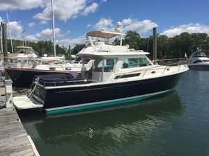 Used Back Cove Downeast Fishing Boat For Sale