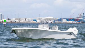 New Streamline 26 Center Console Fishing Boat For Sale